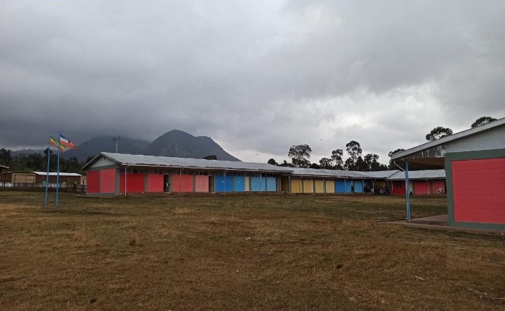 Scuola primaria di Abuna