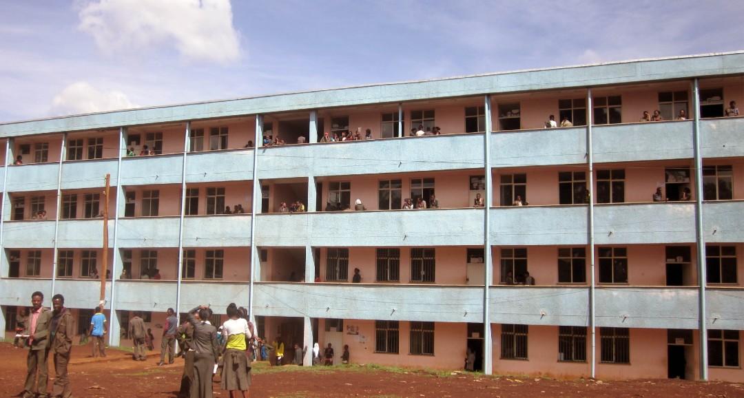 Scuola secondaria superiore di Soddo
