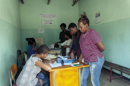 incontri di velocità etiope
